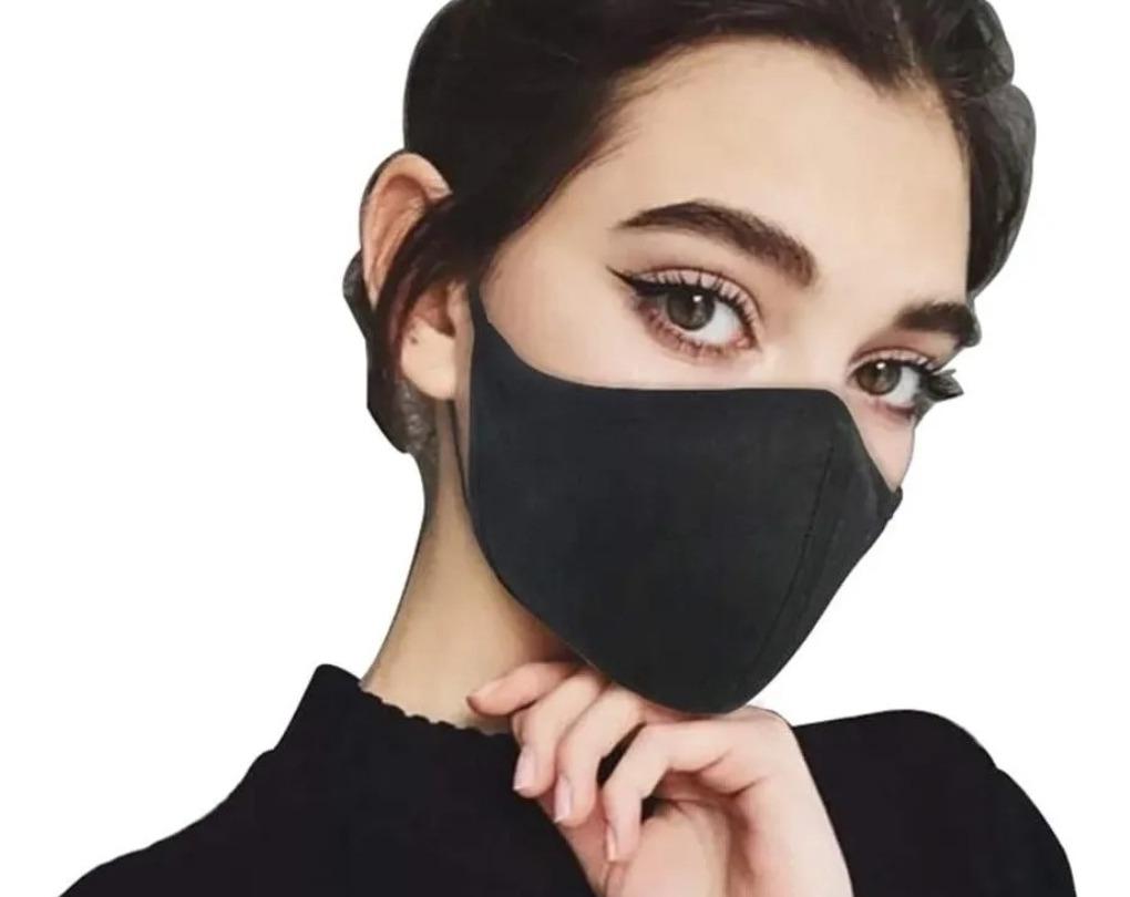 máscaras lavables