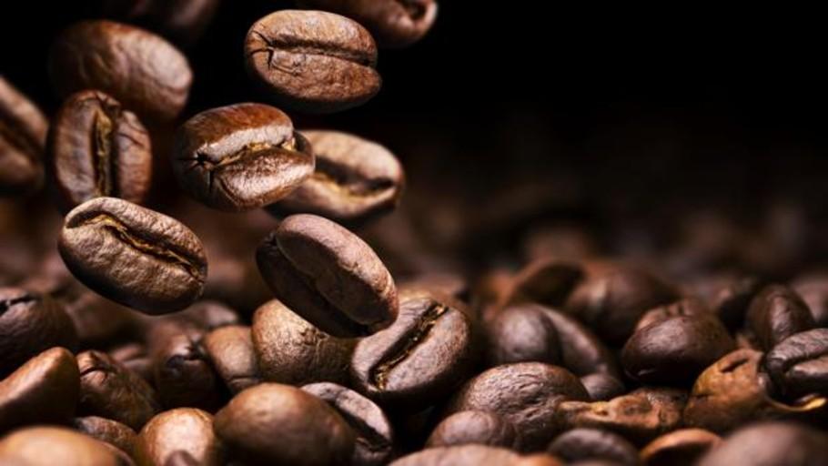Granos naturales de cafe