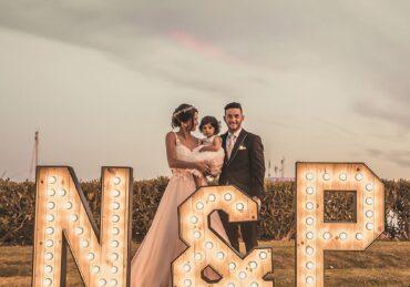 comprar letras para boda