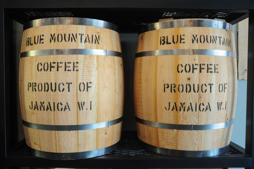 blue montain jamaica